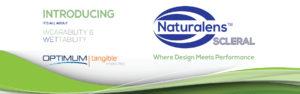 Naturalens Scleral Banner